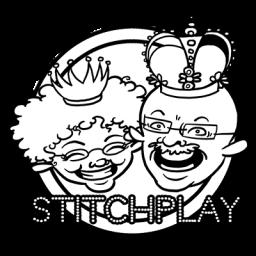 StitchPlayLogo_BW