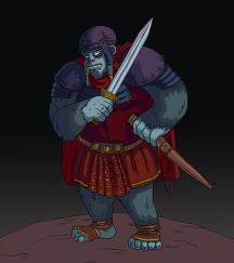 Gorilla Infantry Concept